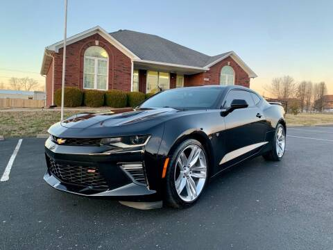 2016 Chevrolet Camaro for sale at HillView Motors in Shepherdsville KY