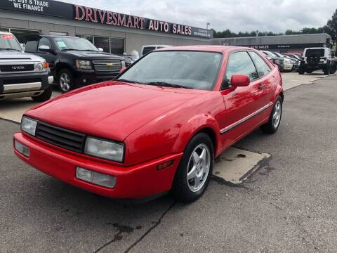 1993 Volkswagen Corrado for sale at DriveSmart Auto Sales in West Chester OH