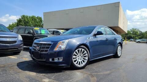 2010 Cadillac CTS for sale at Sedo Automotive in Davison MI