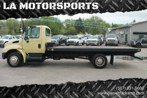 2011 International DuraStar 4300 for sale at LA MOTORSPORTS in Windom MN