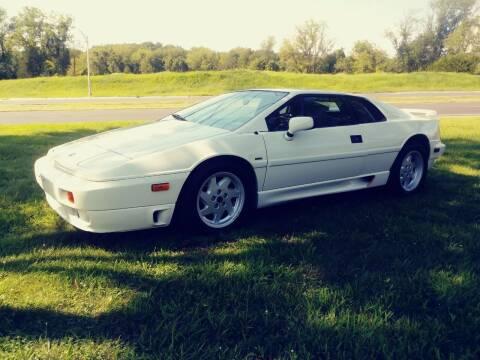 1989 Lotus Esprit for sale at Motorsport Garage in Neshanic Station NJ