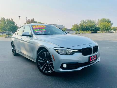 2018 BMW 3 Series for sale at Bargain Auto Sales LLC in Garden City ID