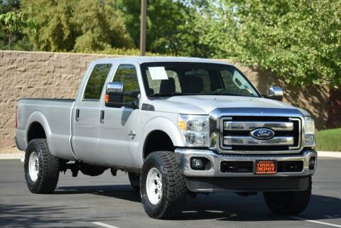 2014 Ford F-250 Super Duty for sale at Sac Truck Depot in Sacramento CA