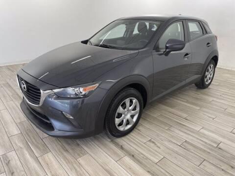 2017 Mazda CX-3 for sale at TRAVERS GMT AUTO SALES - Traver GMT Auto Sales West in O Fallon MO