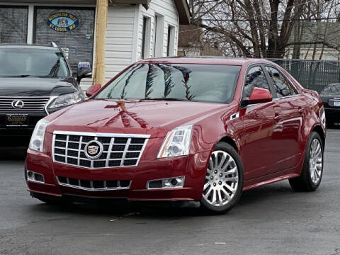 2013 Cadillac CTS for sale at Kugman Motors in Saint Louis MO