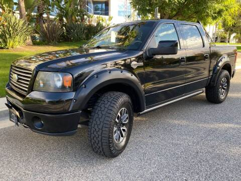 2007 Ford F-150 for sale at Donada  Group Inc in Arleta CA