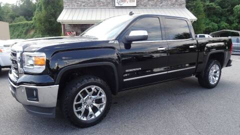 2014 GMC Sierra 1500 for sale at Driven Pre-Owned in Lenoir NC