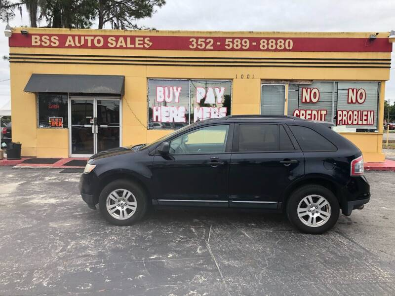 2008 Ford Edge for sale at BSS AUTO SALES INC in Eustis FL