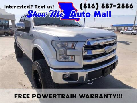 2016 Ford F-150 for sale at Show Me Auto Mall in Harrisonville MO