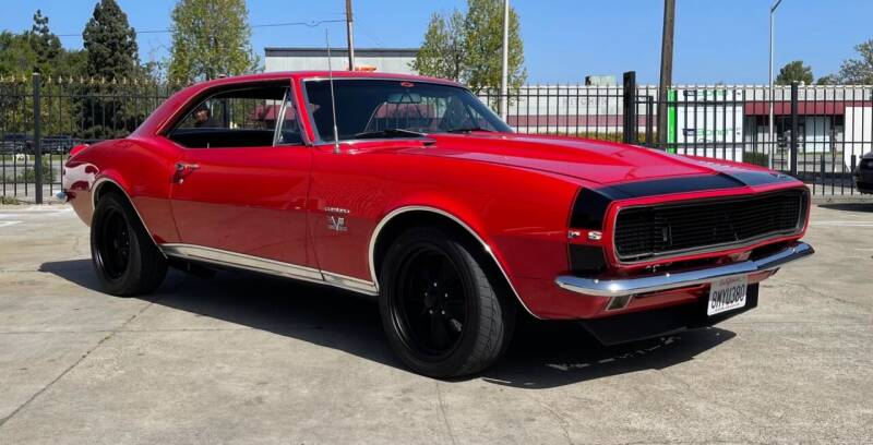 1967 Chevrolet Camaro for sale at Pro Auto Showroom in Milpitas CA