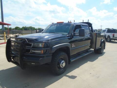 2007 Chevrolet Silverado 3500 Classic for sale at Premier Foreign Domestic Cars in Houston TX
