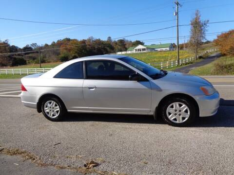 2003 Honda Civic for sale at Car Depot Auto Sales Inc in Seymour TN