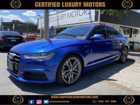 2018 Audi S6 for sale at Certified Luxury Motors in Great Neck NY