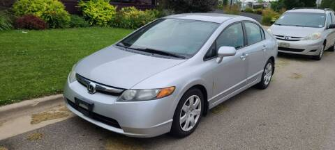 2007 Honda Civic for sale at Steve's Auto Sales in Madison WI