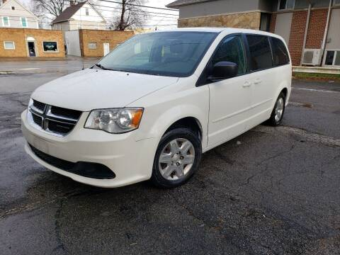 2012 Dodge Grand Caravan for sale at USA AUTO WHOLESALE LLC in Cleveland OH