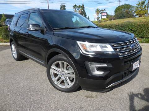 2017 Ford Explorer for sale at ARAX AUTO SALES in Tujunga CA