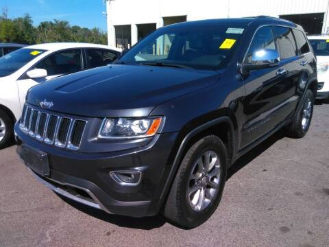 2014 Jeep Grand Cherokee for sale at MOUNT EDEN MOTORS INC in Bronx NY