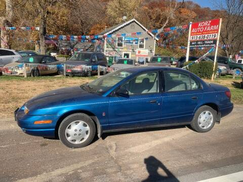 2002 Saturn S-Series for sale at Korz Auto Farm in Kansas City KS