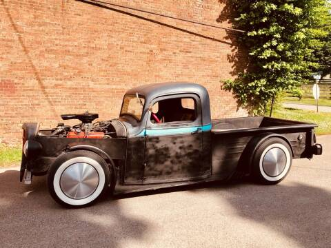 1938 Chevrolet PICK UP for sale at COUNTRYSIDE AUTO SALES in Russellville KY