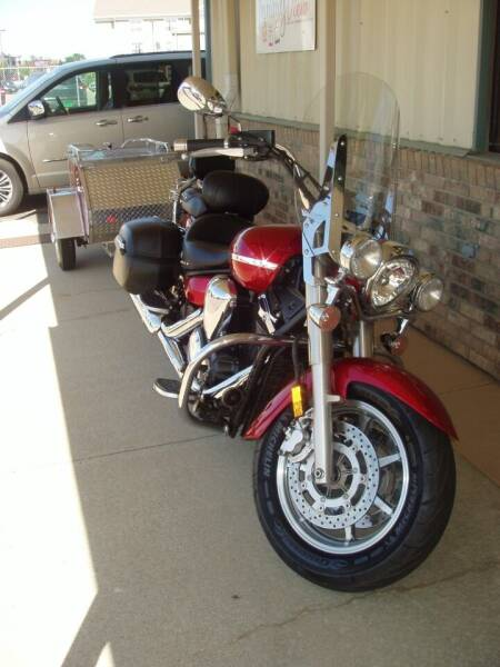 2007 Yamaha V - STAR for sale at Magic City Wholesale in Minot ND