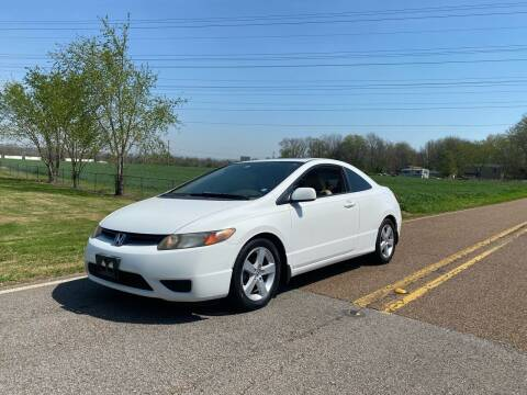 2008 Honda Civic for sale at Tennessee Valley Wholesale Autos LLC in Huntsville AL