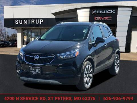 2021 Buick Encore for sale at SUNTRUP BUICK GMC in Saint Peters MO