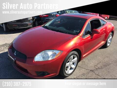 2009 Mitsubishi Eclipse for sale at Silver Auto Partners in San Antonio TX