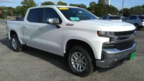 2020 Chevrolet Silverado 1500 for sale at Unzen Motors in Milbank SD