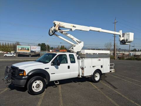 2007 Ford F-550 Super Duty for sale at Teddy Bear Auto Sales Inc in Portland OR