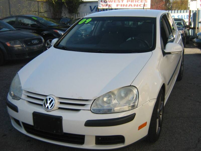 2009 Volkswagen Rabbit for sale at JERRY'S AUTO SALES in Staten Island NY