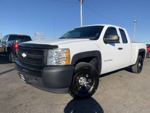 2012 Chevrolet Silverado 1500 for sale at Superior Auto Mall of Chenoa in Chenoa IL