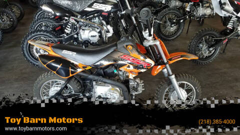 2016 SSR Motorsports SR70C for sale at Toy Barn Motors - Youth Atv's/Side by Sides/Dirt Bikes in New York Mills MN
