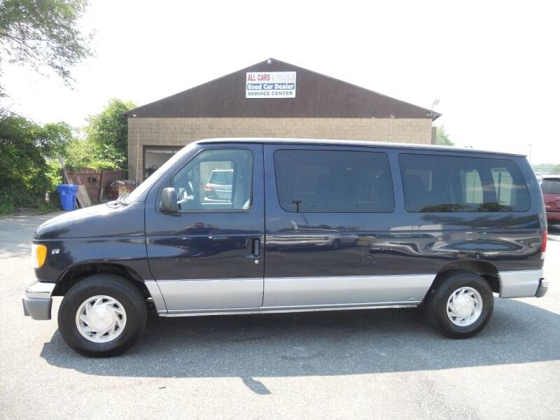 1999 Ford E-150 for sale at All Cars and Trucks in Buena NJ