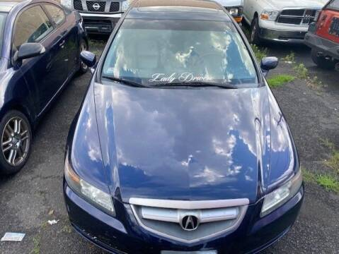 2006 Acura TL for sale at Auto Legend Inc in Linden NJ