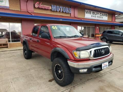 2001 Toyota Tacoma for sale at Ohana Motors in Lihue HI