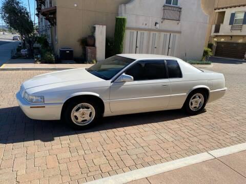 2002 Cadillac Eldorado for sale at California Motor Cars in Covina CA