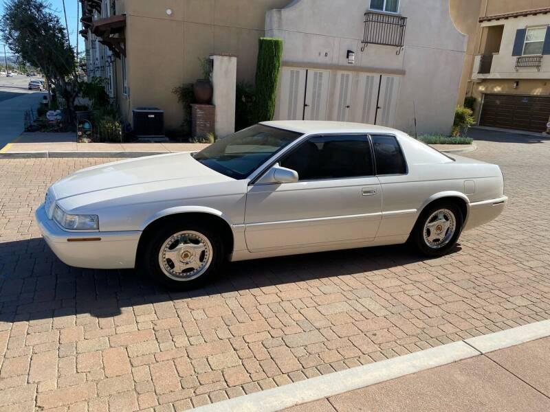 2002 Cadillac Eldorado for sale in Covina, CA