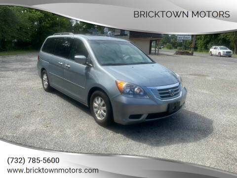 2009 Honda Odyssey for sale at Bricktown Motors in Brick NJ