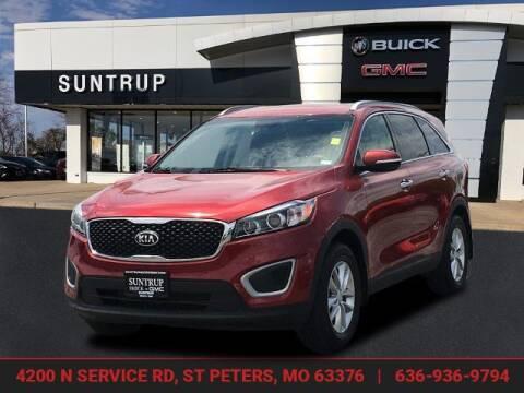 2018 Kia Sorento for sale at SUNTRUP BUICK GMC in Saint Peters MO