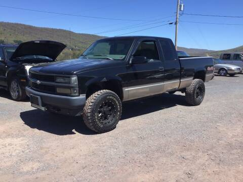 1998 Chevrolet C/K 1500 Series for sale at Troys Auto Sales in Dornsife PA