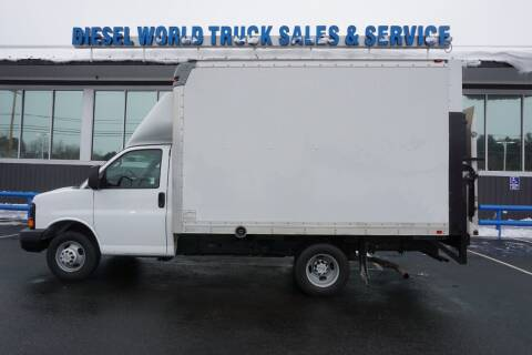 2016 Chevrolet Express Cutaway for sale at Diesel World Truck Sales in Plaistow NH