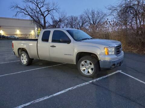 2008 GMC Sierra 1500 for sale at Innovative Auto Group in Hasbrouck Heights NJ