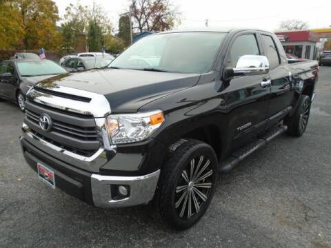 2014 Toyota Tundra for sale at International Motors in Laurel MD
