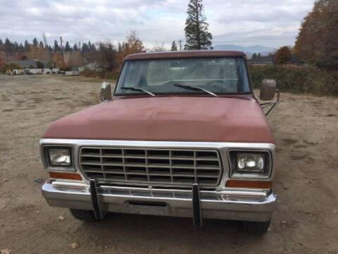 1978 Ford F-150 for sale at Classic Car Deals in Cadillac MI