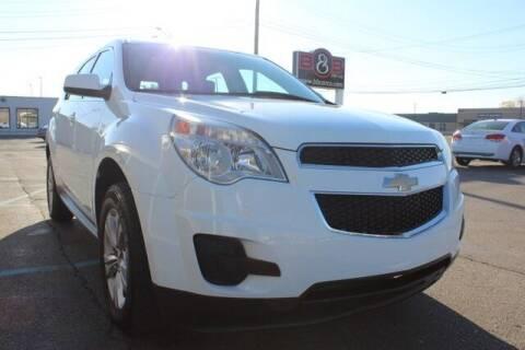 2011 Chevrolet Equinox for sale at B & B Car Co Inc. in Clinton Twp MI