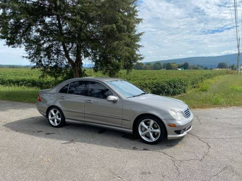 2006 Mercedes-Benz C-Class for sale at Tennessee Valley Wholesale Autos LLC in Huntsville AL