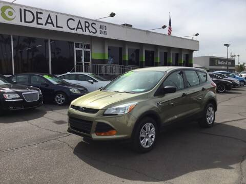 2013 Ford Escape for sale at Ideal Cars East Mesa in Mesa AZ