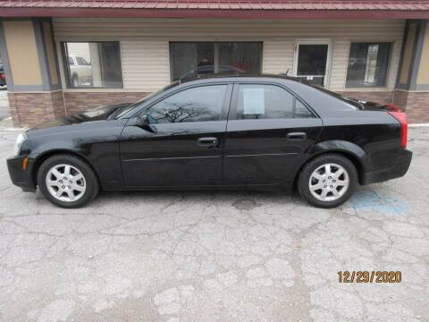 2005 Cadillac CTS for sale at Settle Auto Sales TAYLOR ST. in Fort Wayne IN