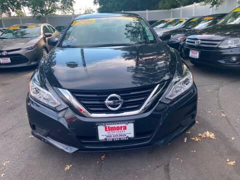 2017 Nissan Altima for sale at Elmora Auto Sales in Elizabeth NJ