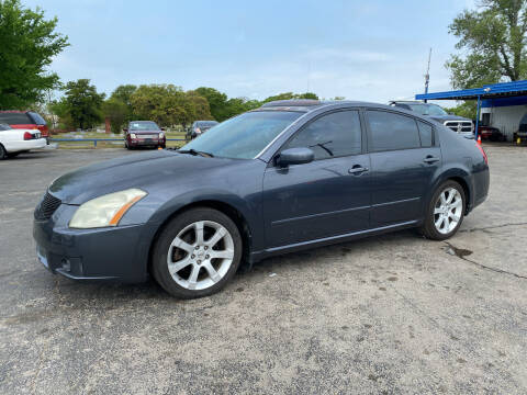 2008 Nissan Maxima for sale at Dave-O Motor Co. in Haltom City TX